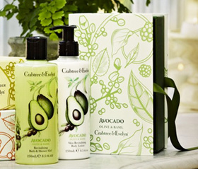 crabtree evelyn gift 2012