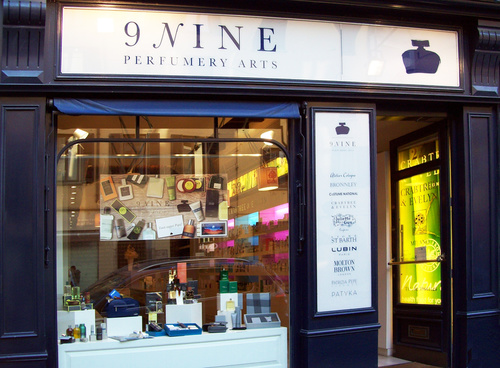 nine perfumery arts
